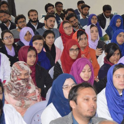 BEEF Scholarship Ceremony at Quetta Institute Of Medical Sciences