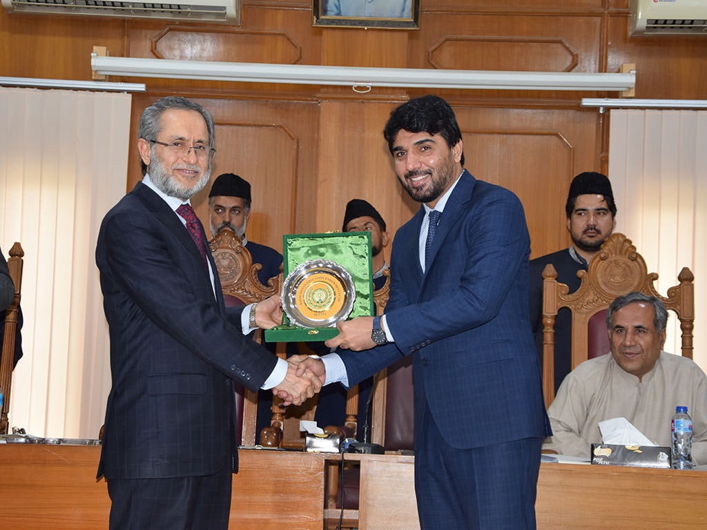 BEEF's Lawyers Endowment Fund Certificate Distribution Ceremony