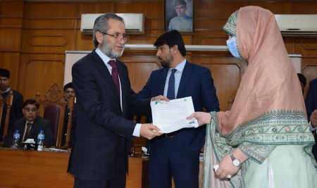 BEEF's Lawyers Endowment Fund Certificate Distribution Ceremony Distribution at Balochistan Hight Court.-10 July 2021